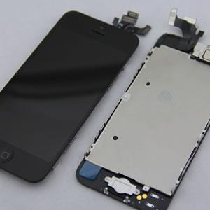 Skift iphone skærm - hvordan?